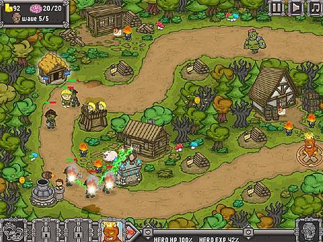 Zombie Crusade game