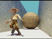 Watch free video Animation - Escape-ish