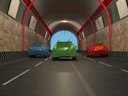 Animation Car-transformer: 3D CAR