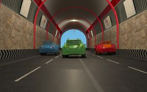 Watch free video Animation Car-transformer: 3D CAR