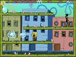 Sponge Bob Squarepants: Who Bob What Pants? game