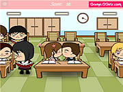 Class Kiss game