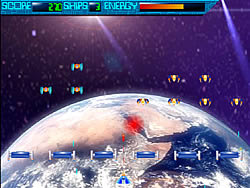 Mars Encounter game