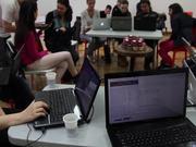 Watch free video Rails Girls Beograd