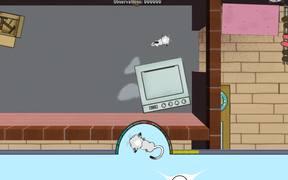 Watch free video Schrodingers Milk Adventure Game Play