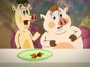 """Cartoon """"ZOO-New Year"""""""