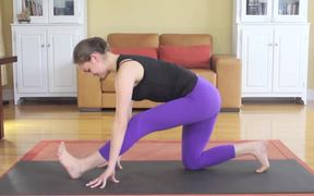 Watch free video 30 Day Yoga Challenge - Day - 16
