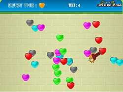 Balloon Burst game