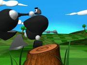 Watch free video Animation II Final: Lumber Jacked