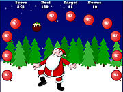 Santa Keepy Uppy game