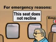 Watch free video Airplane trouble-Sit Up!