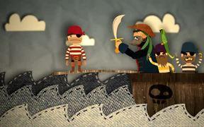 Watch free video Pirate Animation