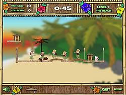 Wahine Hula Hustle game