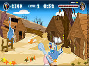 Turkey Attack Game game