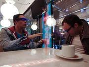 Watch free video Cafe Glass | SciFi Short Film