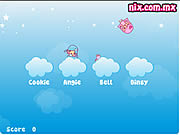 Hiding Angel game
