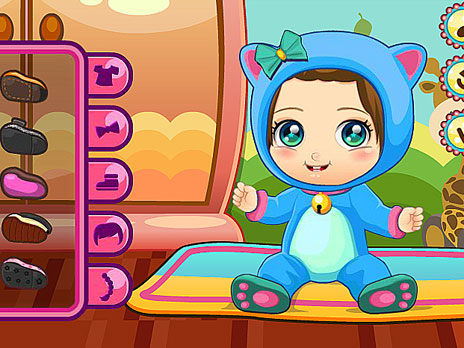 Baby Mary Care game