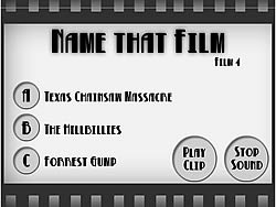 Name that Film game