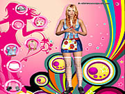 Britney Spears in 3D Dressup
