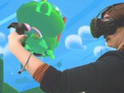 Watch free video Fantastic Contraption Mixed Reality Launch Trailer