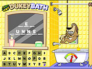 Johnny Test - Dukey Bath