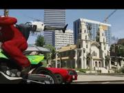 Watch free video GTA V Trailer