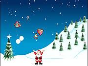 Santa's Gifts Catcher
