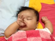 Watch free video Cute Baby Sleeping