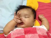 Watch free video Cute Baby Sleeping