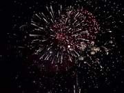 ดูการ์ตูนฟรี Fireworks in Slow Motion