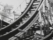 Watch free video Coney Island - 1940s - Roller Coaster