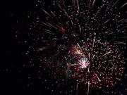 Watch free video Fireworks in Slow Motion