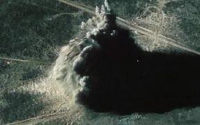 Watch free video Underground Atomic Bomb Explosion