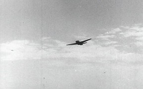 Watch free video American Planes Pounding a Japanese-Held Island