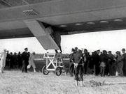 Watch free video Hindenburg - Passengers Disembarking 1937
