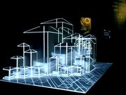 Watch free video Projection Mapping on 3D Cubes at Paris