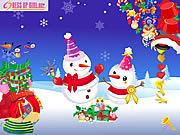 Christmas Funny Celebration game