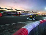 Mira dibujos animados gratis 24HR Karting Endurance race 2014