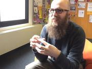 Watch free video Steve Lambert on Artists, Technology, Communities
