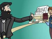 Watch free video Ask Herzl Animation