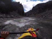 Watch free video Gore Canyon Race 2014