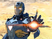 Watch free video Iron Man Stealth - Short Film