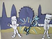Mira dibujos animados gratis City Life - Short Animation