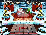 Juega al juego gratis Santa Rockstar