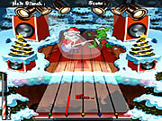 Santa Rockstar game