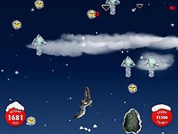 Wallace & Gromit Snow Drift game