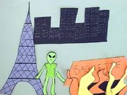 Watch free video An Alien in Paris