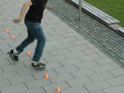 Mira dibujos animados gratis My Freestyle Slalom Portrait