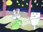 Watch free video Alien vs Robot