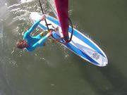 Watch free video SUPsailing Southend